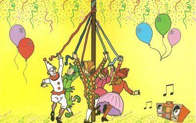 Καλώς ήρθες Καρναβάλι!