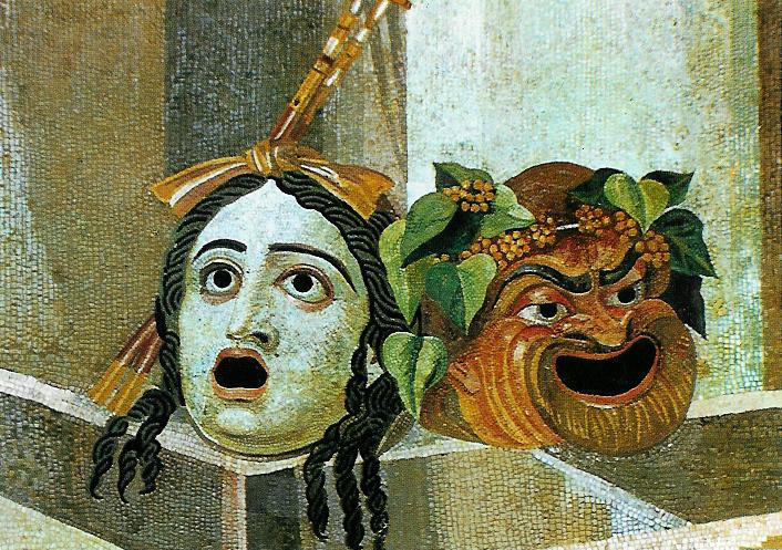 Μάσκα θεάτρου