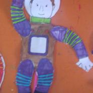 Αστροναύτης – κούκλα