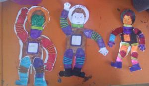 Αστροναύτης - κούκλα 4