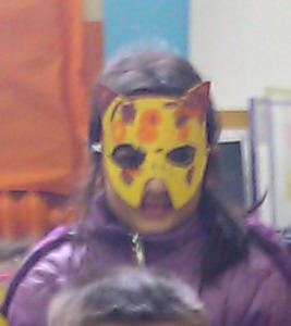Μάσκα γατούλα1