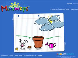 Minimops Flower