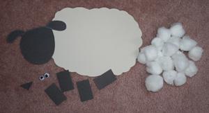Πρόβατο και υλικά